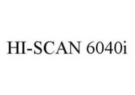 HI-SCAN 6040I
