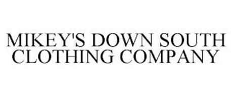 MIKEY'S DOWN SOUTH CLOTHING COMPANY