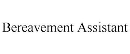BEREAVEMENT ASSISTANT