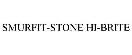 SMURFIT-STONE HI-BRITE