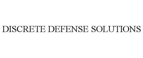 DISCRETE DEFENSE SOLUTIONS