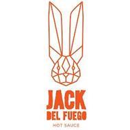 JACK DEL FUEGO HOT SAUCE