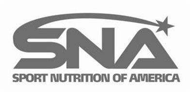 SNA SPORT NUTRITION OF AMERICA