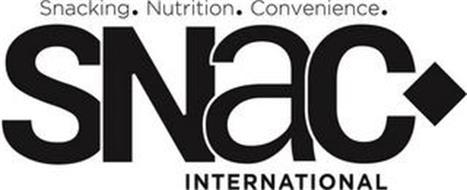 SNAC INTERNATIONAL SNACKING. NUTRITION.CONVENIENCE.