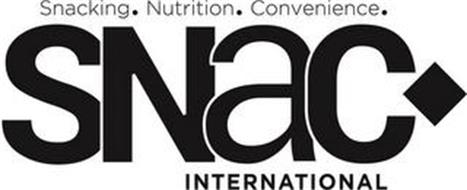 SNAC INTERNATIONAL SNACKING. NUTRITION.CONVENIENCE.