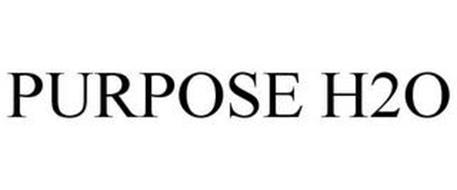PURPOSE H2O