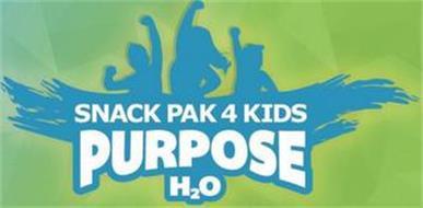 SNACK PAK 4 KIDS PURPOSE H2O