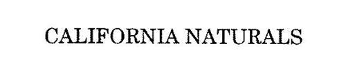 CALIFORNIA NATURALS