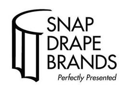 SNAP DRAPE BRANDS PERFECTLY PRESENTED