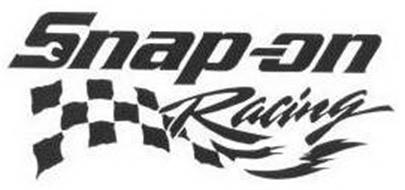SNAP-ON RACING Trademark of Snap-on Incorporated. Serial ...