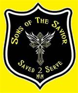 SONS OF THE SAVIOR SAVED 2 SERVE M/M