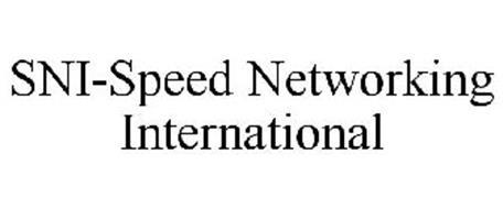 SNI-SPEED NETWORKING INTERNATIONAL