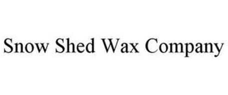 SNOW SHED WAX COMPANY
