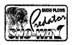 SNO-WAY PREDATOR SNOW PLOWS
