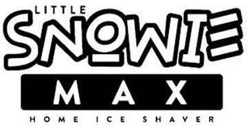 LITTLE SNOWIE MAX HOME ICE SHAVER