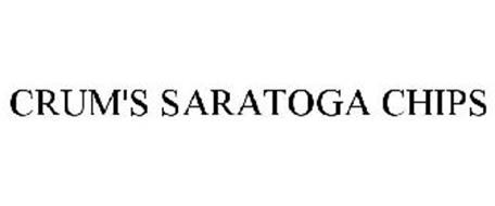 CRUM'S SARATOGA CHIPS