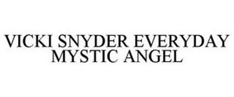 VICKI SNYDER EVERYDAY MYSTIC ANGEL