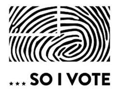 SO I VOTE