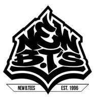 NEW B.T'S NEW B.TEES EST. 1996