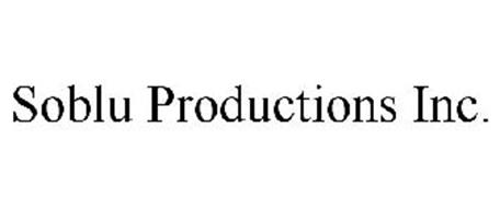 SOBLU PRODUCTIONS INC.