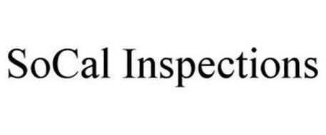 SOCAL INSPECTIONS