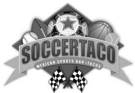 SOCCER TACO MEXICAN SPORTS BAR TACOS