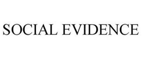 SOCIAL EVIDENCE