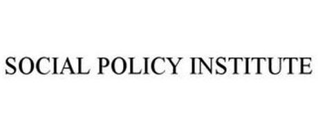 SOCIAL POLICY INSTITUTE