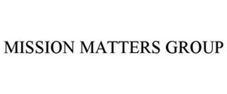 MISSION MATTERS GROUP