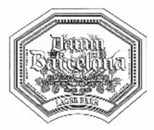 SINCE 1876 SPAIN'S OLDEST BREWING TRADITION THE BEER OF BARCELONA DAMM LAGER BEER CERVEJA LAGER BIERE LAGER BIRRA LAGER CERVEZA LAGER