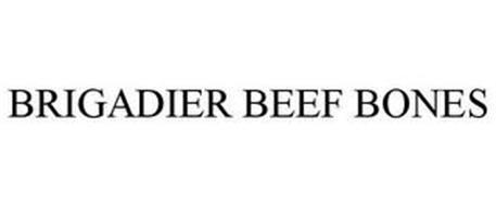 BRIGADIER BEEF BONES
