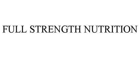 FULL STRENGTH NUTRITION