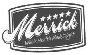 MERRICK WHOLE HEALTH MADE RIGHT