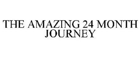 THE AMAZING 24 MONTH JOURNEY