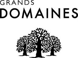 GRANDS DOMAINES