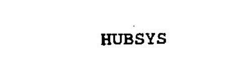 HUBSYS