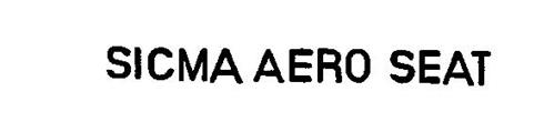 SICMA AERO SEAT