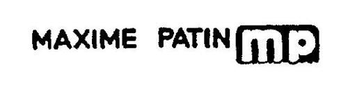 MAXIME PATIN MP