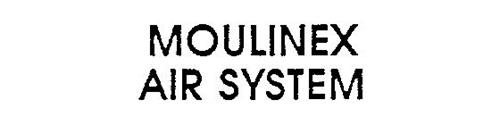 MOULINEX AIR SYSTEM