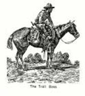 THE TRAIL BOSS