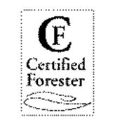 CF CERTIFIED FORESTER