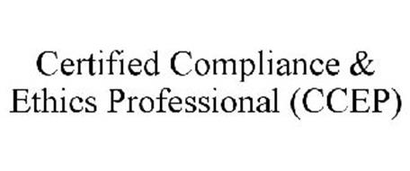 CERTIFIED COMPLIANCE & ETHICS PROFESSIONAL (CCEP)