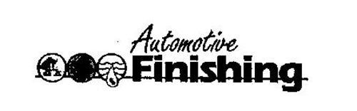 AUTOMOTIVE FINISHING