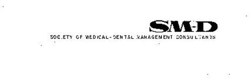 SMD SOCIETY OF MEDICAL-DENTAL MANAGEMENT CONSULTANTS