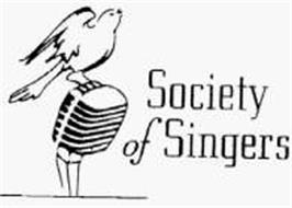 SOCIETY OF SINGERS