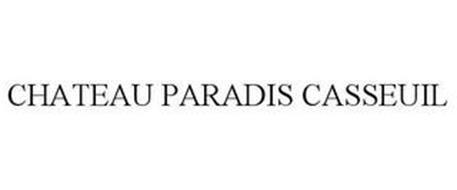 CHATEAU PARADIS CASSEUIL
