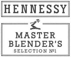 HENNESSY MASTER BLENDER'S SELECTION NO.1