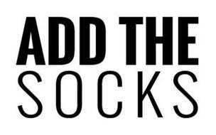 ADD THE SOCKS