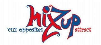 MIXZUP 'CUZ OPPOSITES ATTRACT