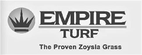 EMPIRE TURF THE PROVEN ZOYSIA GRASS